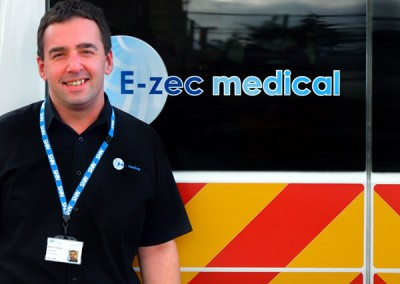 E-zec Medical Employee