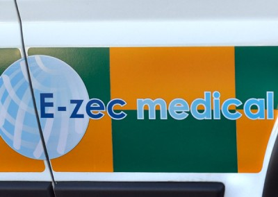 E-zec Medical Ambulance