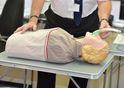 E-zec Medical Training Staff