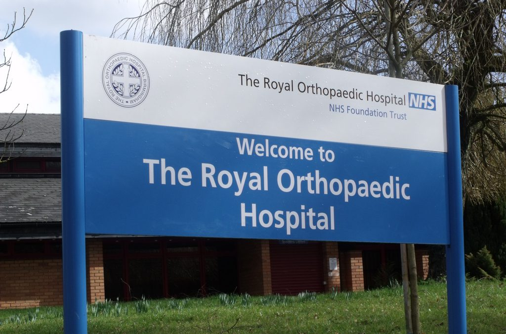E-zec Mobilise Royal Orthopaedic Birmingham