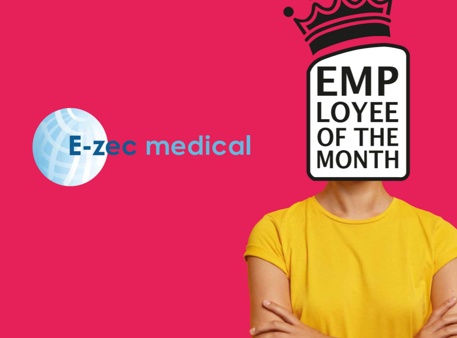E-zec  Employee of the Month  April&May 2020