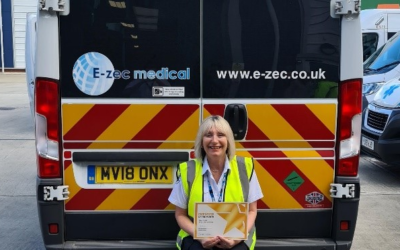 E-zec Medical Employee of the Month – March-2020