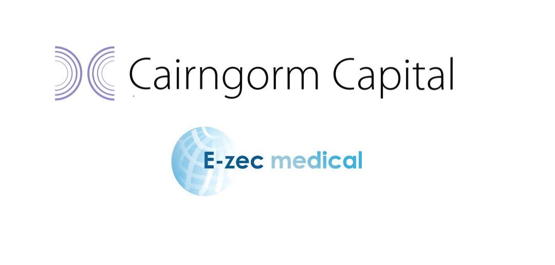 E-zec Medical partners with Cairngorm Capital